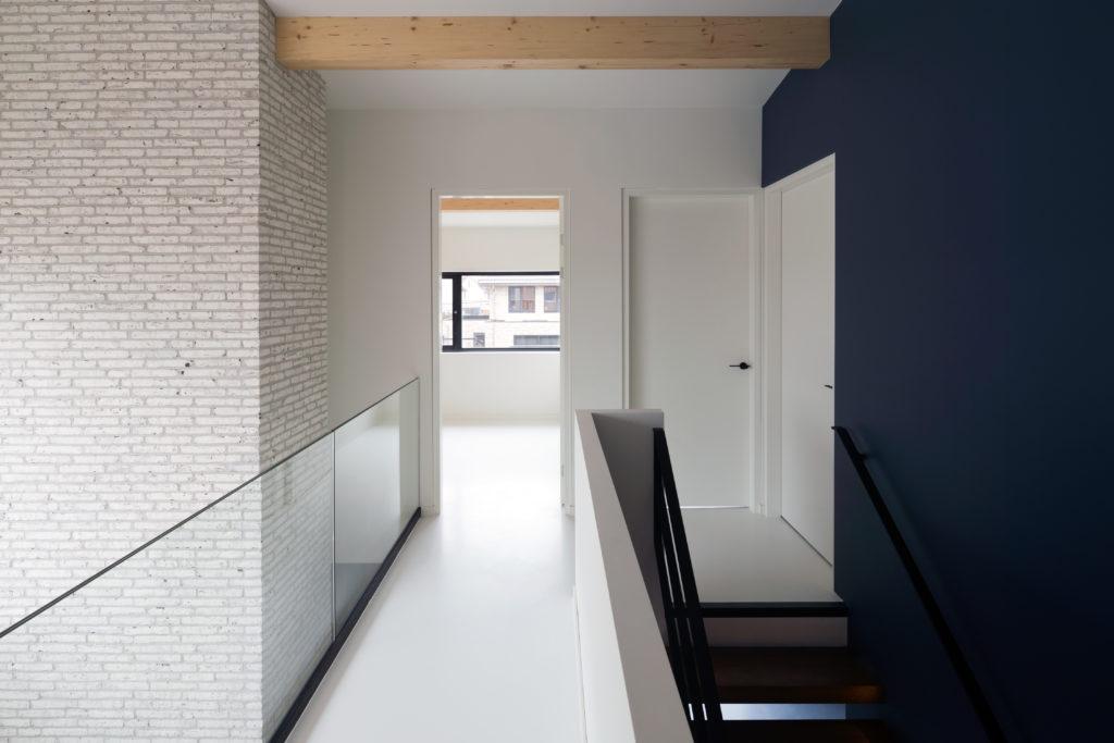 Beeld Christian van der Kooy, Woonhuis, Rotterdam - Namelok