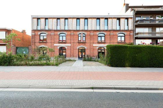 Cohousing in voormalige rijkswachtkazerne Deurne – Polygoon Architectuur, Jouri De Pelecijn