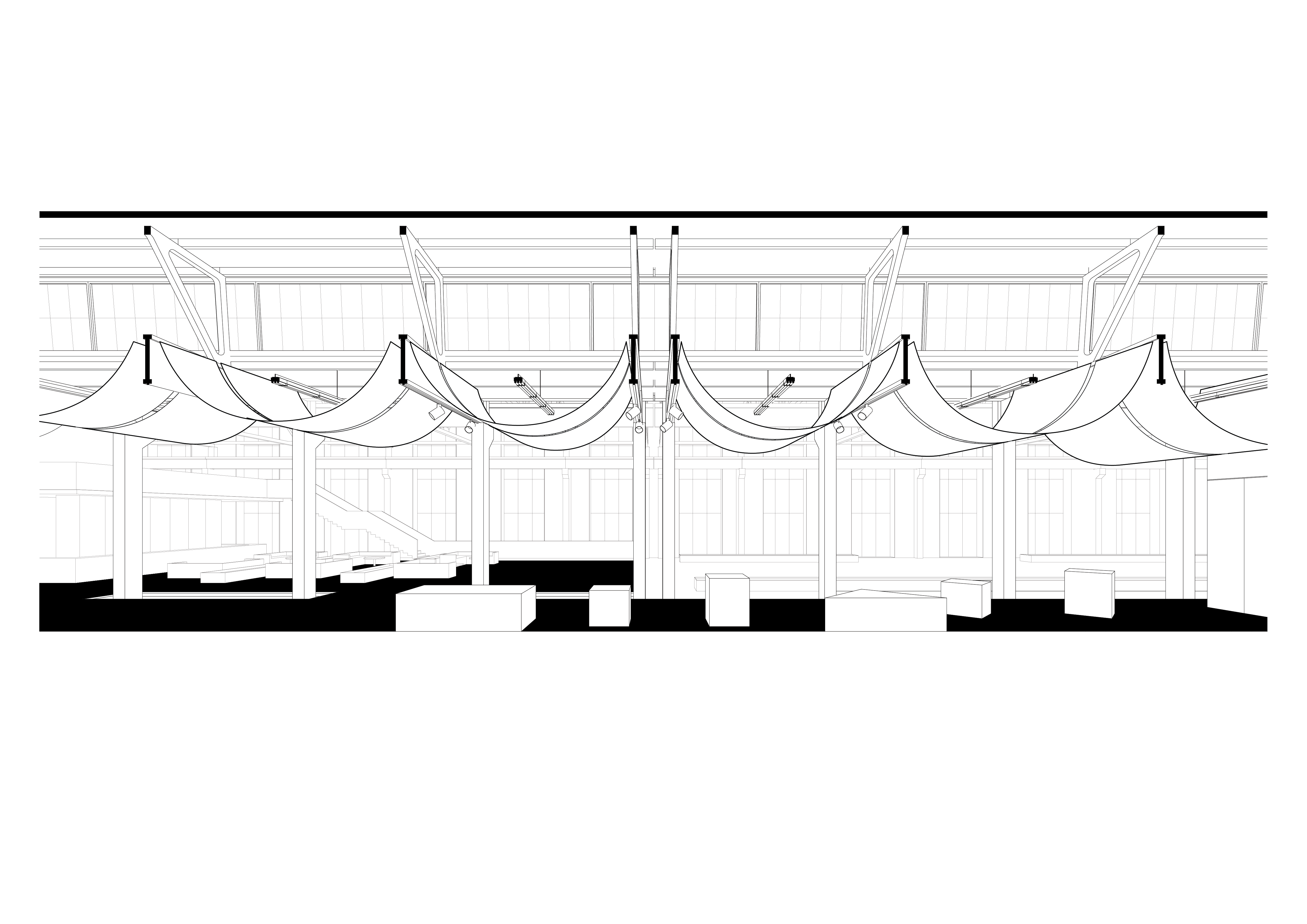 <p>Doorsnede- Re-veil, Changzhi – Superimpose</p>