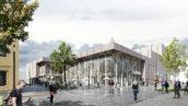 Bouwstart 'Kunstenpand' Hart van Zuid Rotterdam