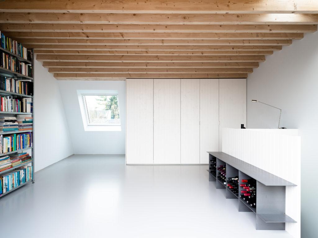 Linnaeusparkweg Huis, Amsterdam - Unkown Architects