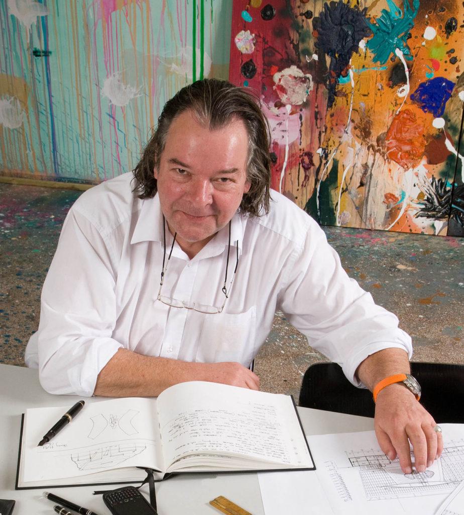 Will Alsop (1947-2018)