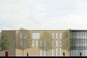 Bouw Gemeentehuis Zuidplas door Kraaijvanger van start