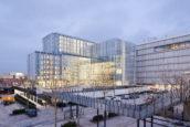 Rijkskantoor De Knoop, Utrecht- cepezed, Fokkema & Partners, Rijnboutt