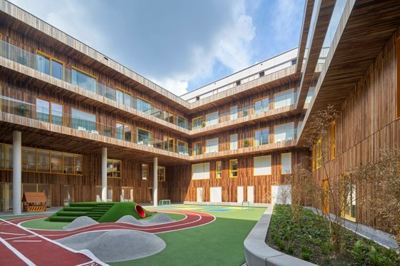 ARC18: Prinses Máxima Centrum, Utrecht – LIAG Architecten en bouwadviseurs