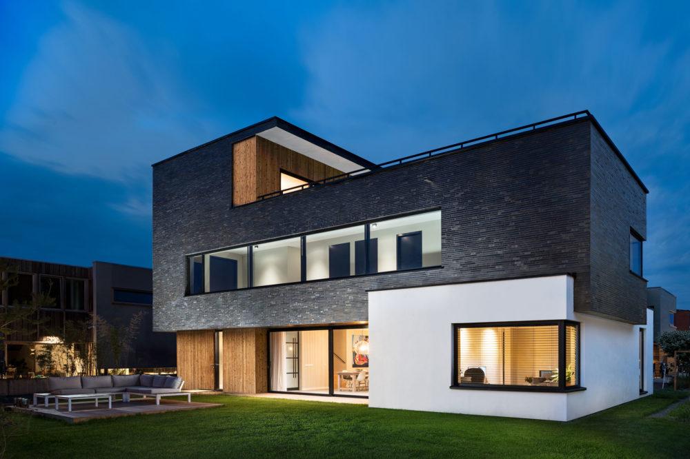 ARC18: Excentrieke villa op IJburg – BNLA architecten