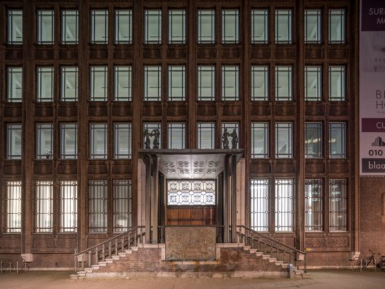Blaak House in Rotterdam door V8 Architects