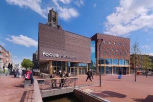 Focus Filmtheater, Arnhem – DP6 architectuurstudio