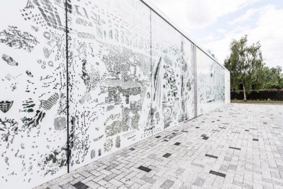 Aula op de Begraafplaats Zoom- en Zegestede door pole productions