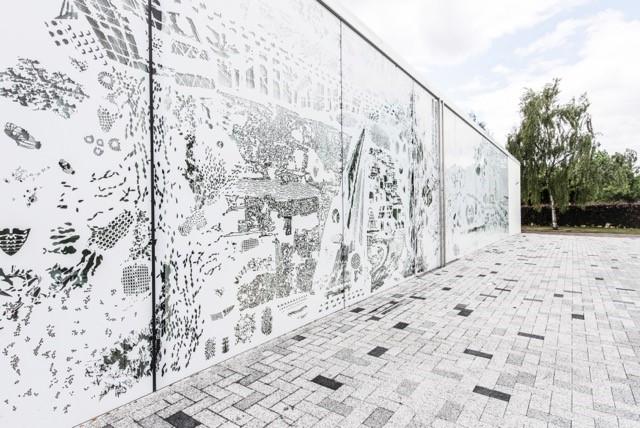 <p>Aula op de Begraafplaats Zoom- en Zegestede door pole productions</p>