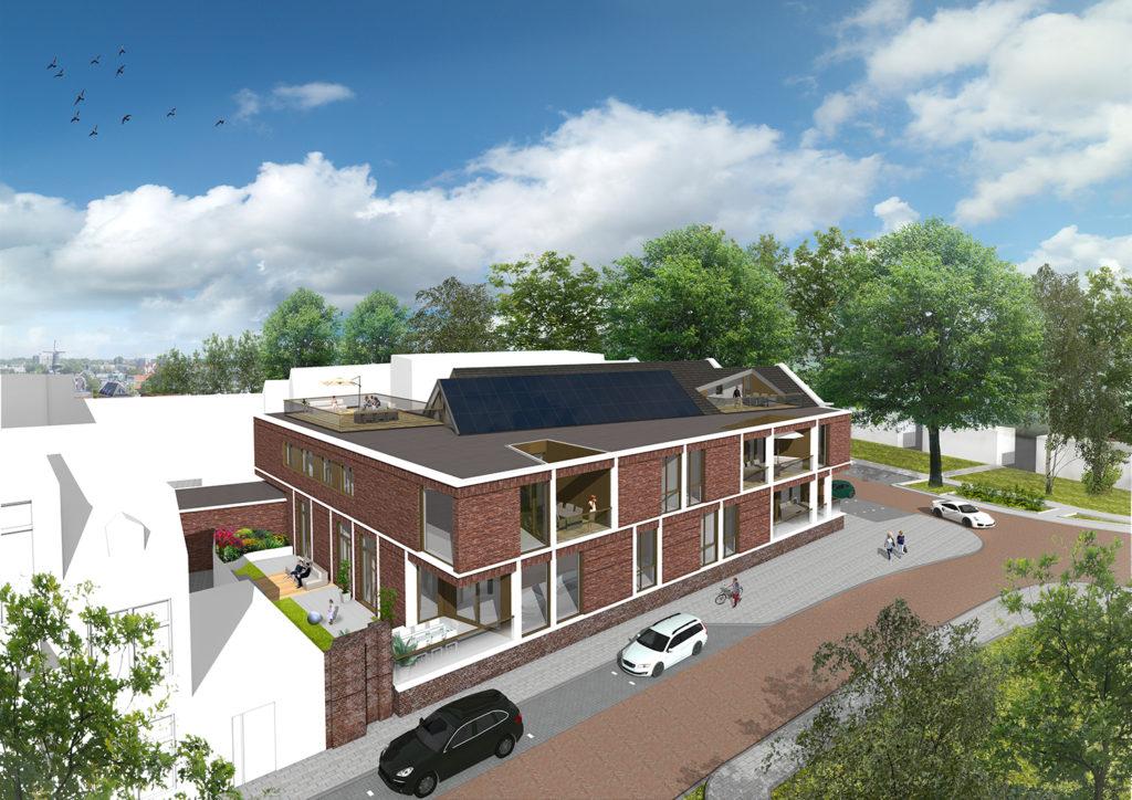 Architema Stadhoudershof Schiedam