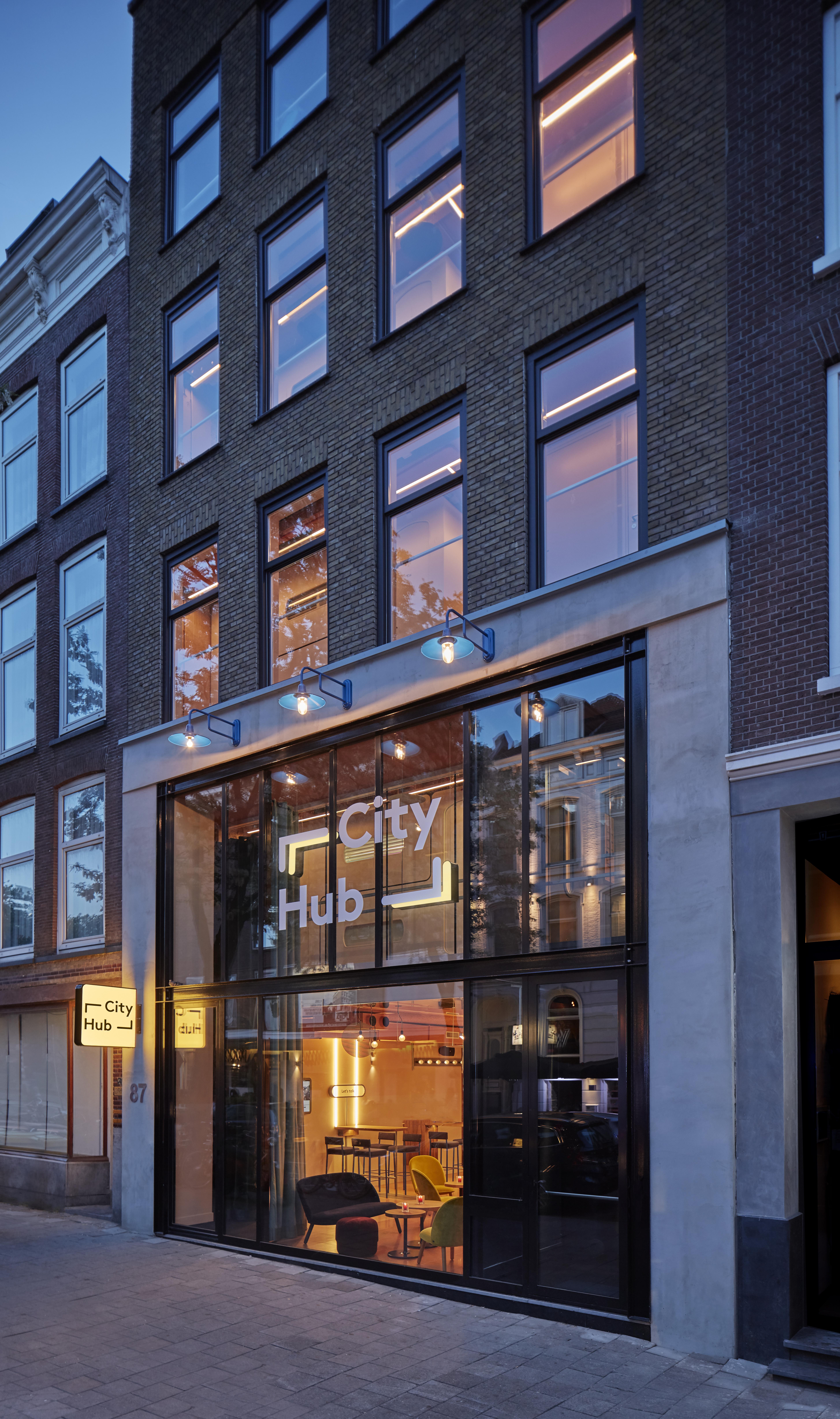 <p>CityHub Rotterdam – Studio Modijefsky</p>
