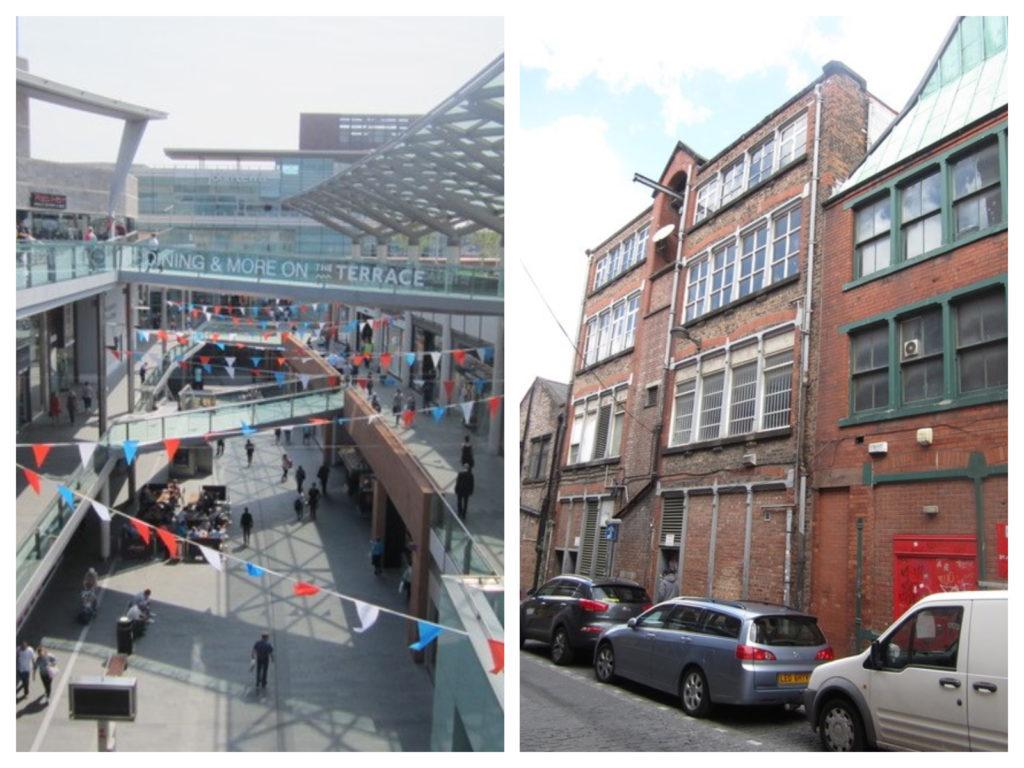 Liverpool One en de Ropewalks, beeld Els Leclercq