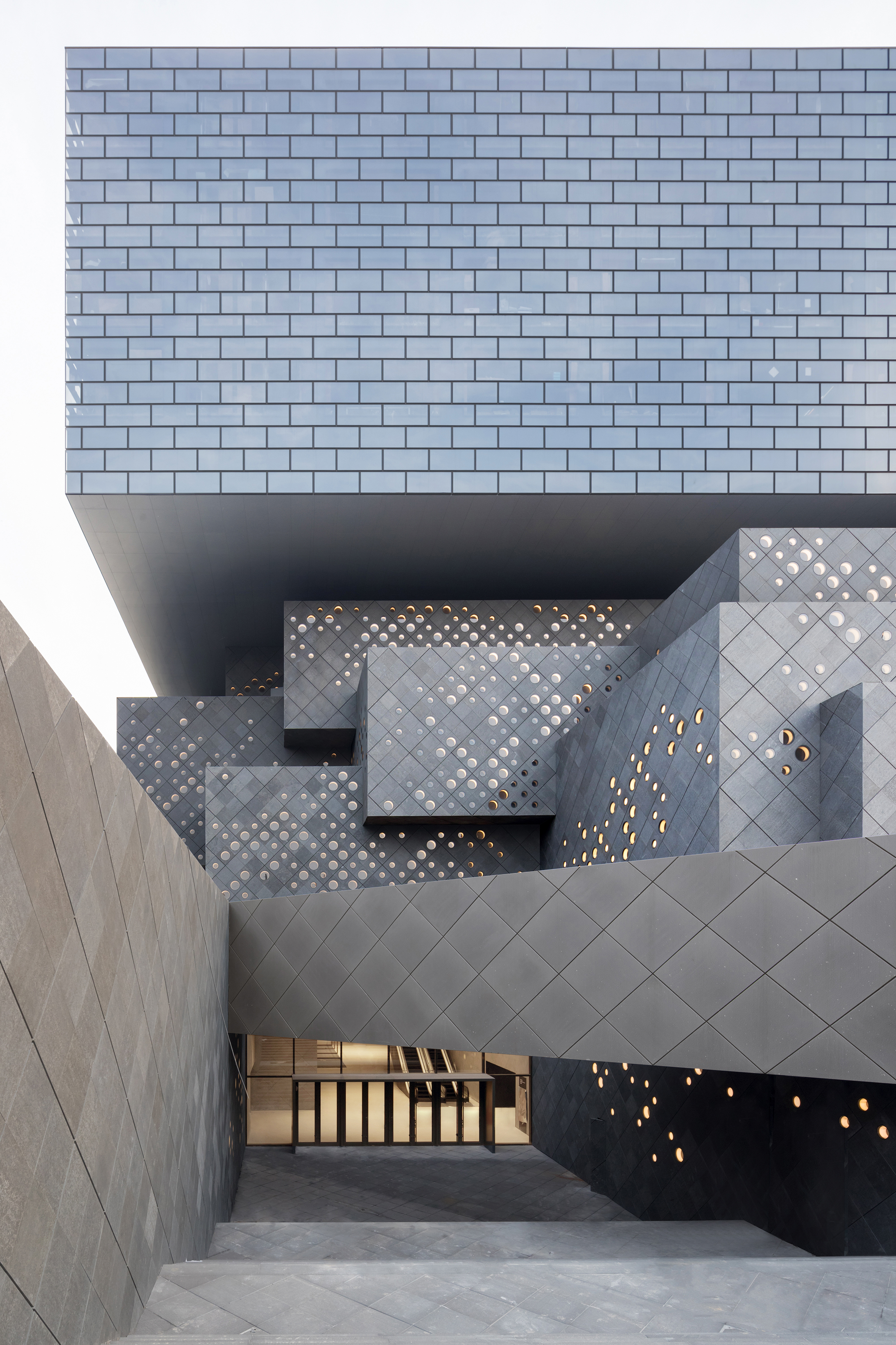 <p>Guardian Art Center, Beijing (CN) – Büro Ole Scheeren </p>