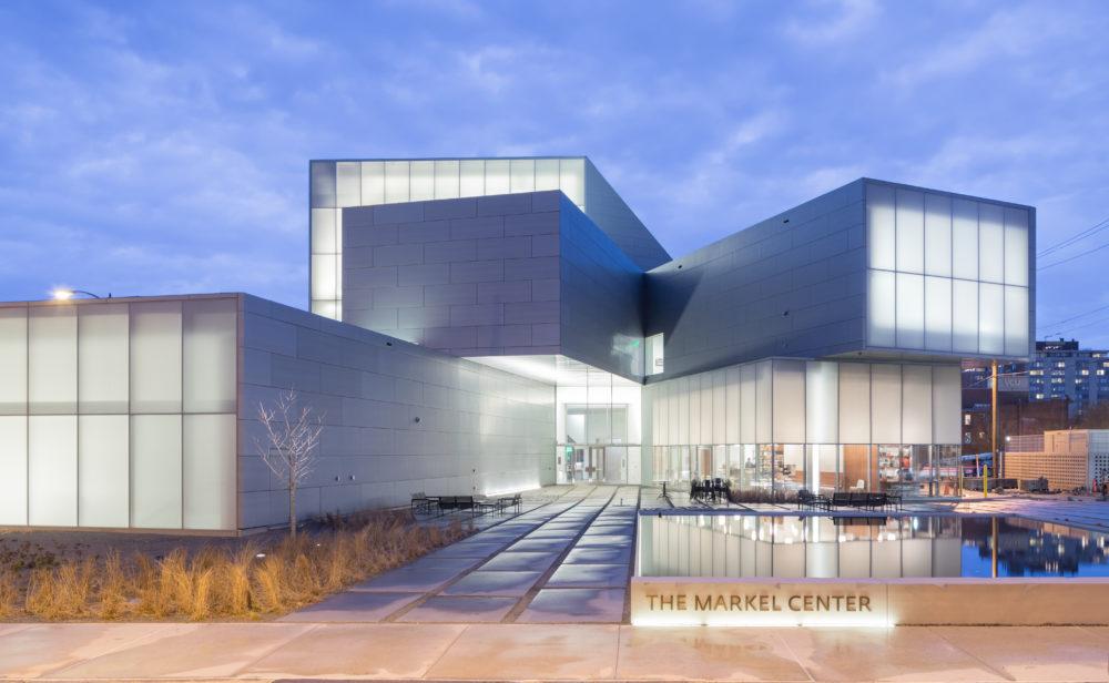 The Markel Center, Institute for Contemporary Art, Richmond (VS) – Steven Holl Architects