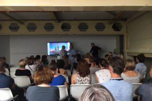 Verslag lezing 'Duurzame werkomgeving' op Design District