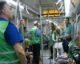 In de metro 80x64