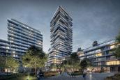 Nieuw woonproject in Oostende