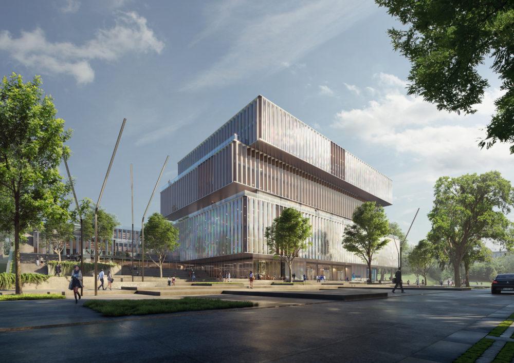 Schmidt Hammer Lassen Architects ontwerpt hoofdkantoor Solvay Brussel