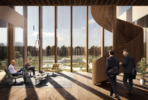 Schmidt-Hammer-Lassen-Architects_Solvay-HQ_Interior-roof-park