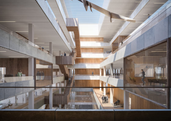 Schmidt-Hammer-Lassen-Architects_Solvay-HQ_Office-space