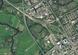 West 8 maakt masterplan De Nieuwe Kern bij Amsterdam