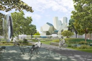 Steven Holl wint de 'Future Campus – University College Dublin'