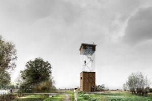 ARC18: Uitkijktoren Ichtegem, Eernegem (B) – Workshop Architecten