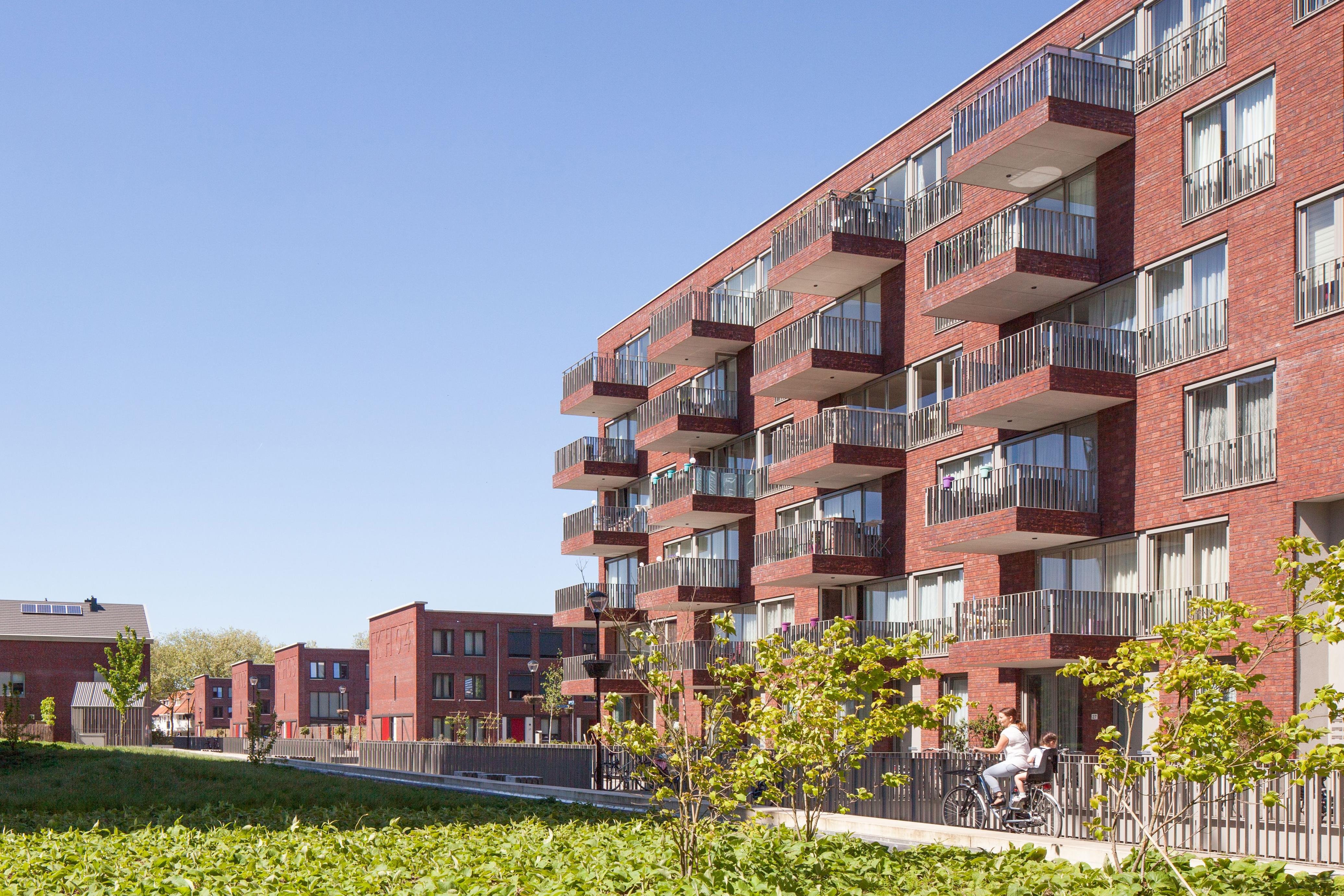 <p>Masterplan Villa Industria Hilversum, beeld Mecanoo architecten</p>