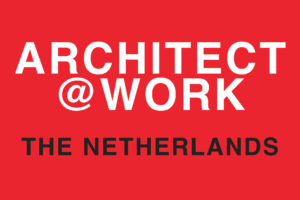 de Architect op ARCHITECT@WORK