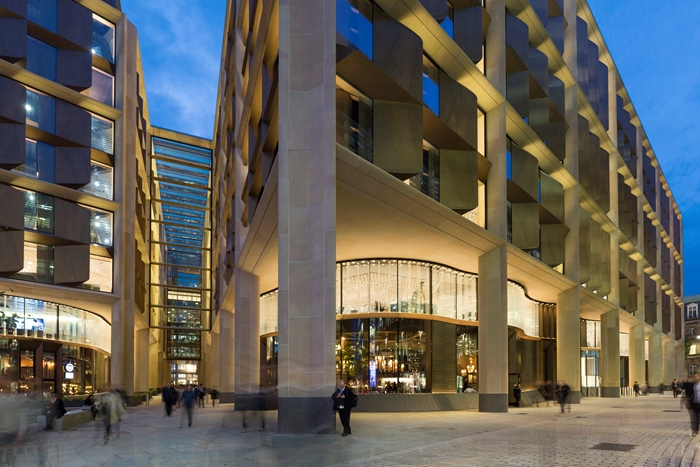 RIBA Stirling Prize 2018 nominatie Bloomberg Londen