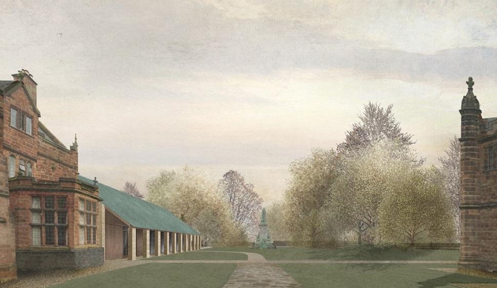Caruso St John geselecteerd voor verbouwing Gladstone's Library