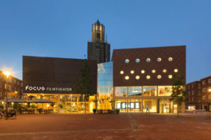 ARC18: Focus Filmtheater, Arnhem – DP6 architectuurstudio