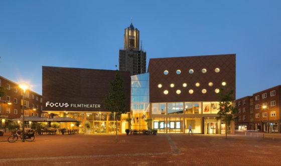 ARC18: Focus Filmtheater, Arnhem – DP6 architectuurstudio