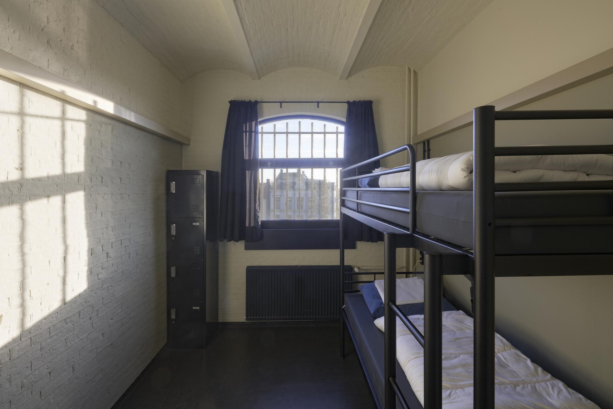 <p>De Blokhuispoort, het hostel, foto: Gerard van Beek</p>