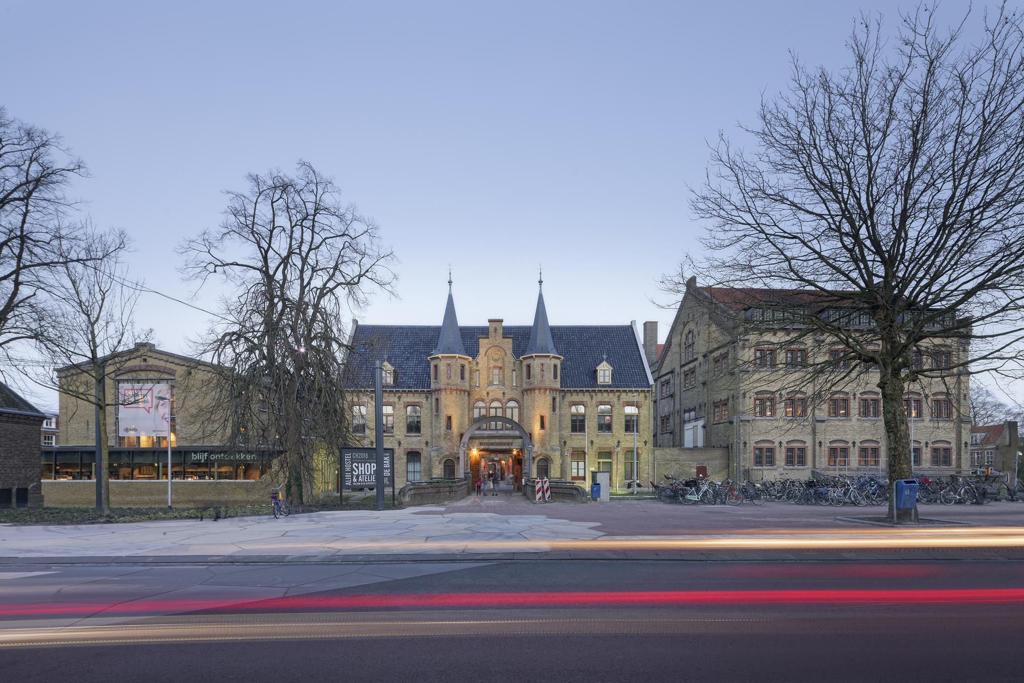 <p>De Blokhuispoort, foto: Gerard van Beek</p>