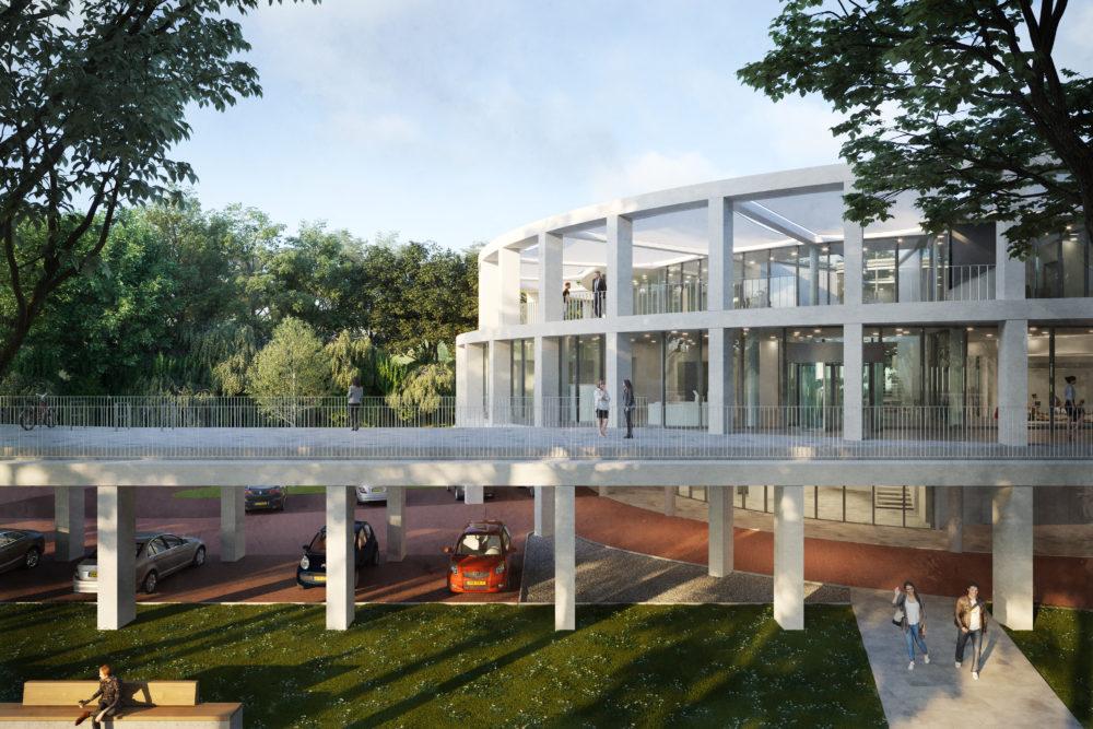 Gortemaker Algra Feenstra ontwerpt Het Huis van Albrandswaard