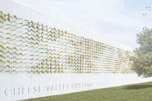ARC18: Cheese Valley Art Installation – Serge Schoemaker Architects