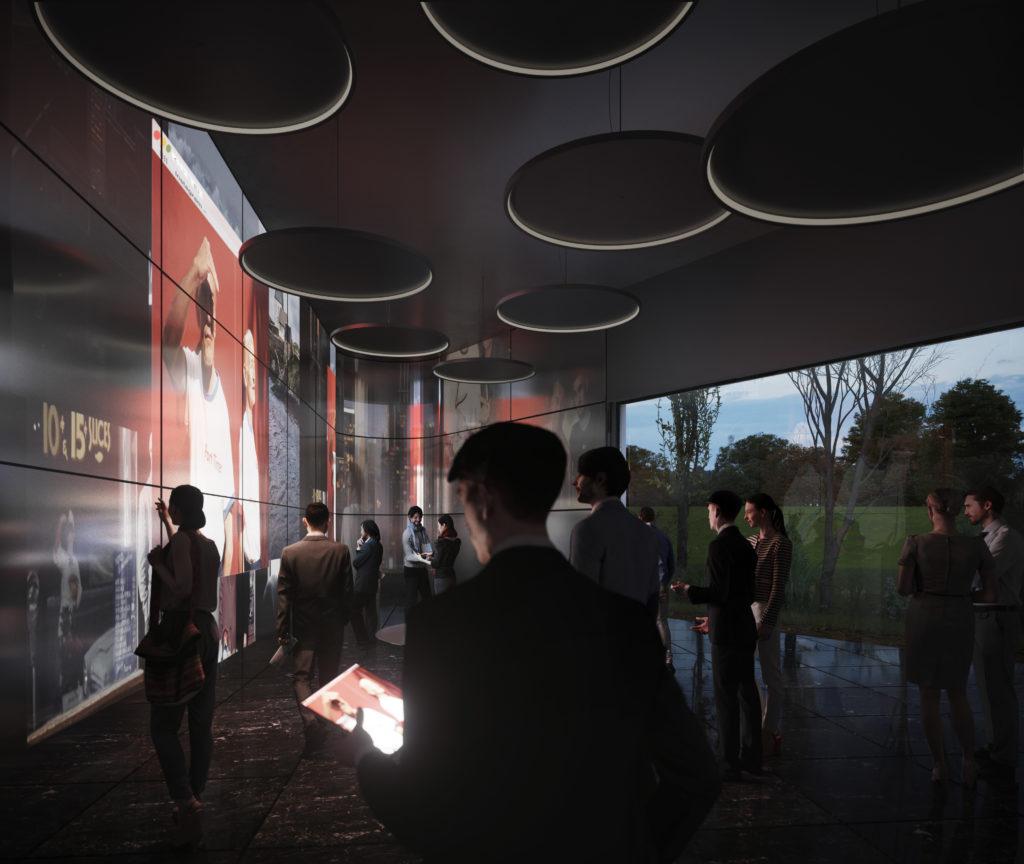 Uitvaartcentrum door HofmanDujardin, beeld VERO Visual