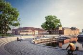Ontwerp Maritiem Museum in Antwerpen is klaar