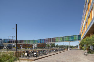 ARC18: Verbindingsbrug Prinses Máxima Centrum en WKZ Utrecht – LIAG architecten en bouwadviseurs