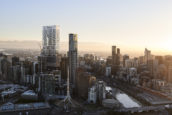 MVRDV en UNStudio's plannen voor de Southbank Beulah Competitie