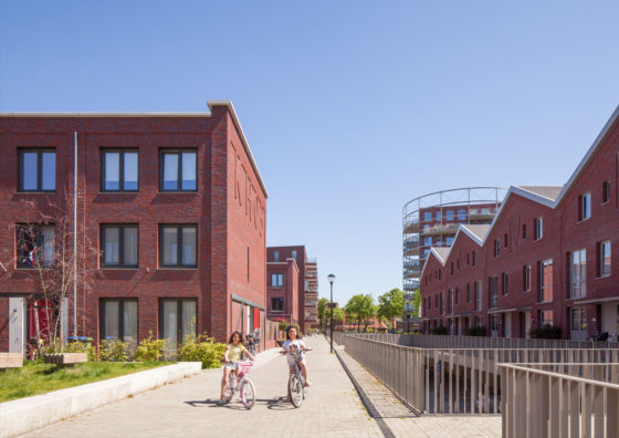 ARC18: Villa Industria Hilversum – Mecanoo architecten