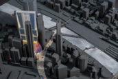 OMA's voorstel voor Southbank Beulah competitie