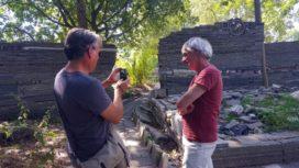 Rob Hendriks en Piet Vollaard brengen projecten ecotect Louis Le Roy in kaart