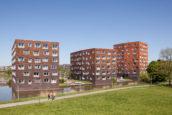 Studentenhuisvesting Kenniscampus Leeuwarden – Mecanoo architecten