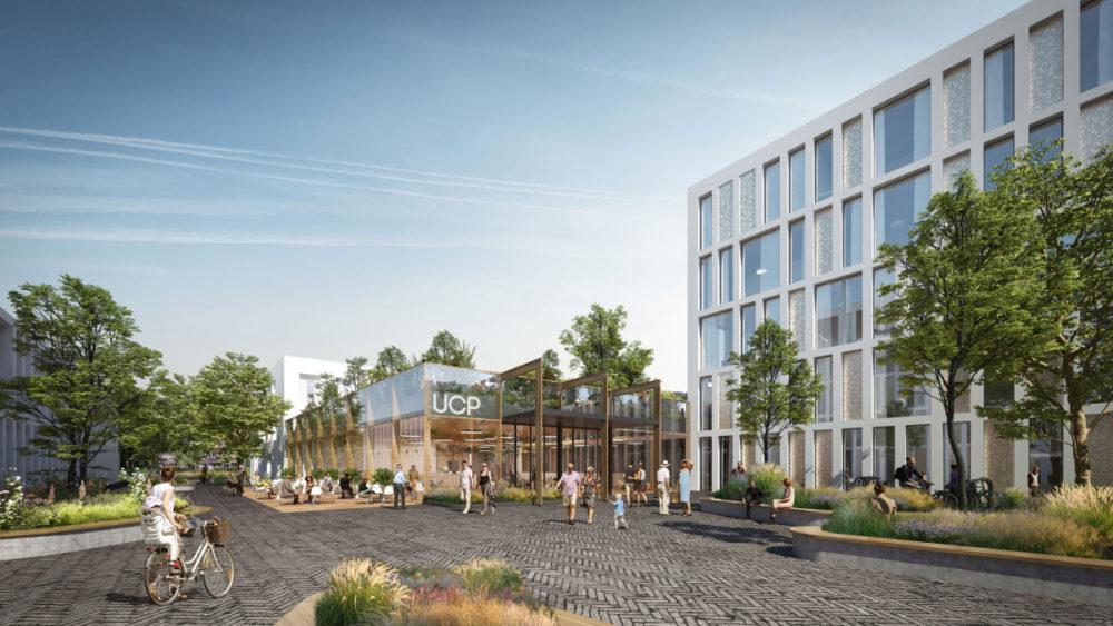 Team Atelier PRO + Vakwerk architecten winnaar aanbesteding UCP Groningen