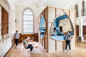 ARC18: Bar kathedraal Antwerpen – van staeyen interieur architecten