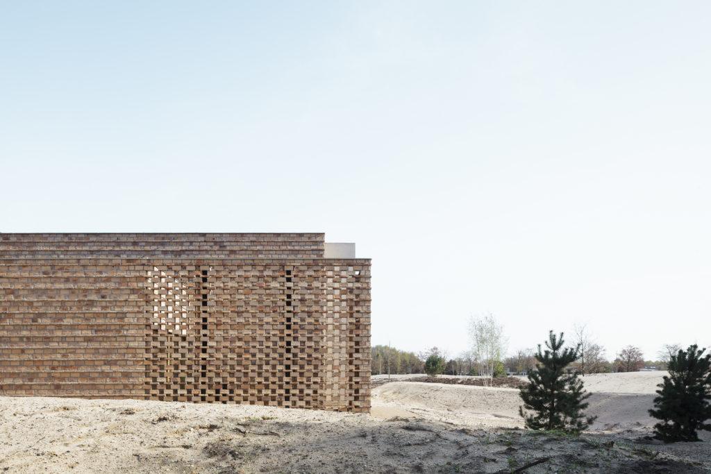 Beeld Stijn Bollaert, Crematorium, Lommel - a2o