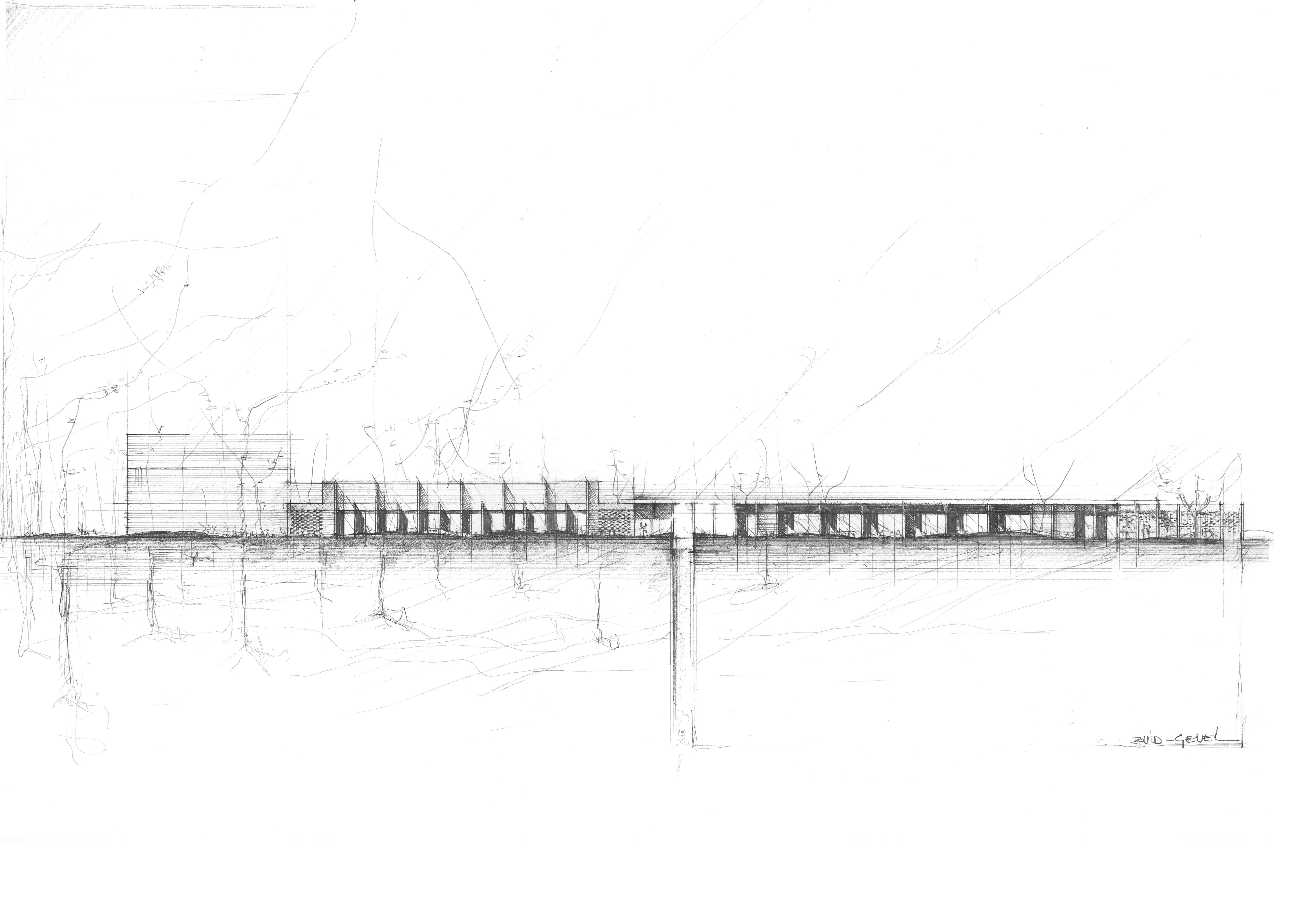 <p>Crematorium, Lommel &#8211; a2o-architecten</p>